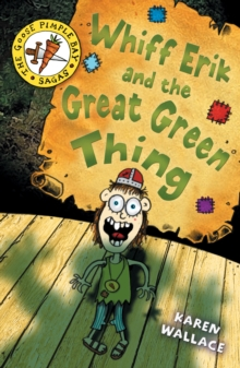 Whiff Erik and the Great Green Thing, EPUB eBook