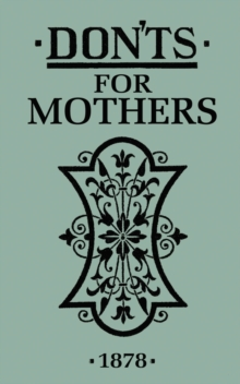 Don'ts for Mothers, PDF eBook