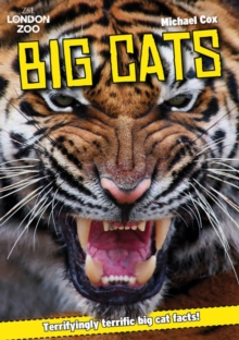 ZSL Big Cats, Paperback / softback Book