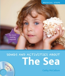 Musical Steps: The Sea, Mixed media product Book