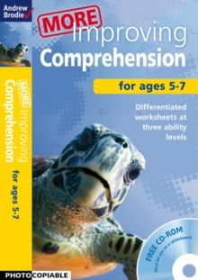 More Improving Comprehension 5-7, Mixed media product Book