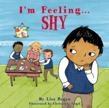 I'm Feeling Shy, Hardback Book