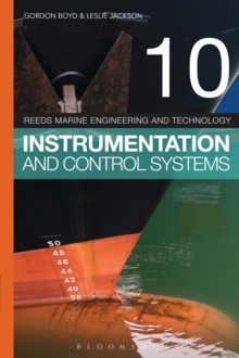Reeds Vol 10: Instrumentation and Control Systems, Paperback / softback Book