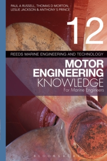 Reeds Vol. 12 Motor Engineering Knowledge for Marine Engineers, Paperback Book