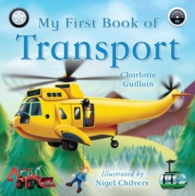 My First Book of Transport, Hardback Book