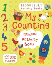 My Counting Sticker Activity Book, Paperback Book