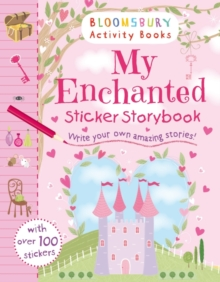My Enchanted Sticker Storybook, Paperback / softback Book
