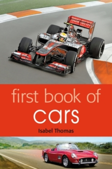 First Book of Cars, Paperback / softback Book