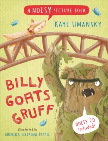 Billy Goats Gruff : A Noisy Picture Book, Mixed media product Book