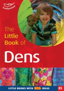 The Little Book of Dens, Paperback / softback Book