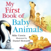 My First Book of Baby Animals, Hardback Book