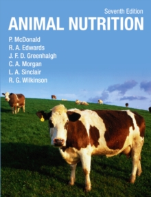 Animal Nutrition, Paperback / softback Book