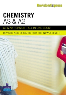 Revision Express AS and A2 Chemistry, Paperback Book