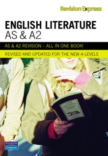 Revision Express AS and A2 English Literature, Paperback Book