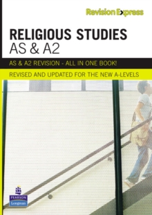 Revision Express AS and A2 Religious Studies, Paperback Book