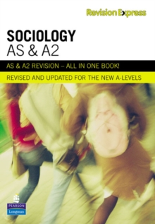 Revision Express AS and A2 Sociology, Paperback Book
