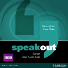Speakout Starter Class CD (x2), CD-Audio Book
