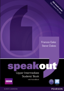 Speakout Upper Intermediate Students book and DVD/Active Book Multi Rom Pack, Mixed media product Book
