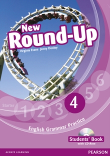 Round Up Level 4 Students' Book/CD-Rom Pack, Mixed media product Book