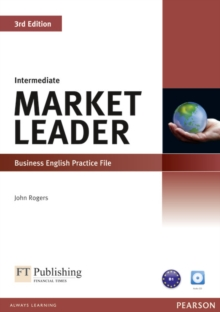 Market Leader 3rd edition Intermediate Practice File CD for pack, Mixed media product Book
