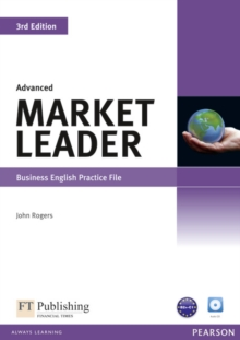 Market Leader 3rd Edition Advanced Practice File & Practice File CD Pack, Mixed media product Book