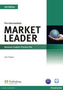Market Leader 3rd Edition Pre-Intermediate Practice File & Practice File CD Pack, Mixed media product Book