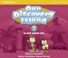 Our Discovery Island Level 2 Audio CD, Audio Book
