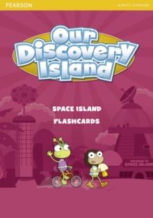 Our Discovery Island Level 2 Flashcards, Cards Book