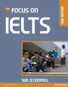 Focus on IELTS New Edition Coursebook/iTest CD-Rom Pack, Mixed media product Book