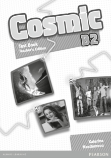 Cosmic B2 Test Book TG, Paperback / softback Book