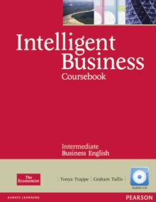 Intelligent Business Intermediate Coursebook/CD Pack, Mixed media product Book