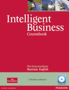 Intelligent Business Pre-Intermediate Coursebook/CD Pack, Mixed media product Book