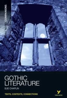 York Notes Companions Gothic Literature, Paperback / softback Book