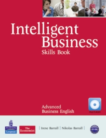 Intelligent Business Advanced Skills Book/CD-ROM Pack, Mixed media product Book