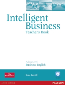 Intelligent Business Advanced Teacher's Book/Test Master CD-Rom Pack, Mixed media product Book