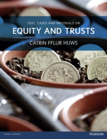Text, Cases and Materials on Equity and Trusts, Paperback / softback Book
