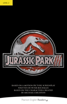 Level 2: Jurassic Park Book and CD Pack, Mixed media product Book