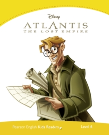 Level 6: Disney Atlantis The Lost Empire, Paperback / softback Book