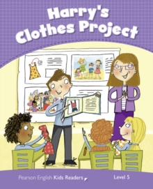 Level 5: Harry's Clothes Project CLIL, Paperback / softback Book