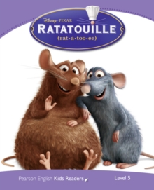 Level 5: Disney Pixar Ratatouille, Paperback / softback Book