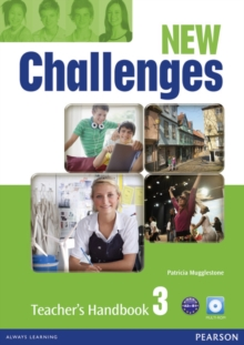 New Challenges 3 Teacher's Handbook & Multi-ROM Pack, Mixed media product Book