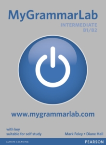 MyGrammarLab Intermediate with Key and MyLab Pack, Mixed media product Book
