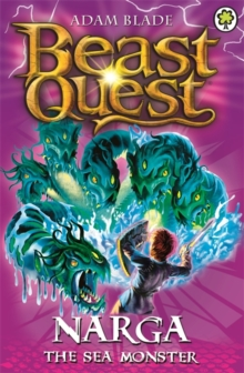 Beast Quest: Narga the Sea Monster : Series 3 Book 3, Paperback Book