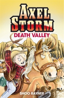 Axel Storm: Death Valley, Paperback Book