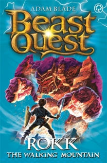 Beast Quest: Rokk The Walking Mountain : Series 5 Book 3, Paperback Book