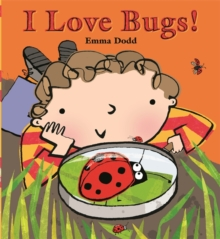 I Love Bugs!, Paperback Book