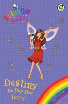 Rainbow Magic: Destiny the Pop Star Fairy : Special, Paperback / softback Book