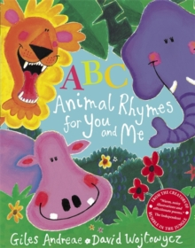 ABC Animal Rhymes for You and Me, Paperback Book