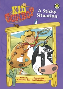 Kid Cowboy: A Sticky Situation, Paperback Book