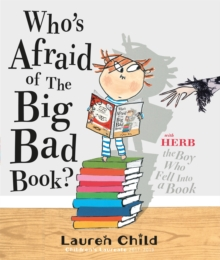 Who's Afraid of the Big Bad Book?, Paperback Book